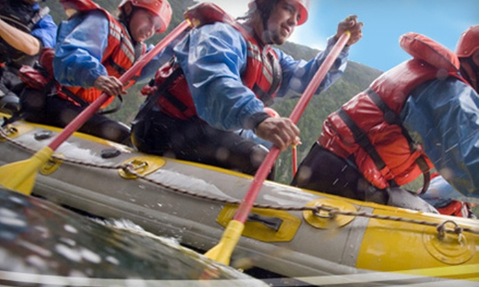 REO Rafting Resort - Boston Bar: $72 for a River-Float Outing on the Fraser River at REO Rafting Resort in Boston Bar ($145 Value)