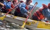Reo Rafting Adventure Resort - Boston Bar: $72 for a River-Float Outing on the Fraser River at REO Rafting Resort in Boston Bar ($145 Value)