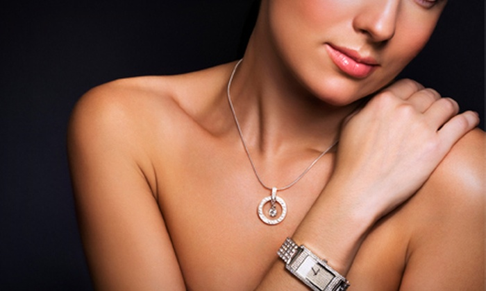 Creole Jewellery Design - Downtown: In-Stock or Custom Jewellery at Creole Jewellery Design (Up to 56% Off)