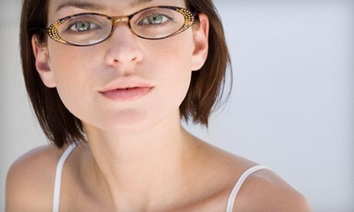 Focus Opticians - San Anselmo: $99 for Frames Plus Single-Vision Prescription Lenses at Focus Opticians in San Anselmo ($238 Value)