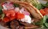 GYROasis Gyro & Kebab - Royal Ridge: Mediterranean Fare or Catering at Gyro Oasis in Irving
