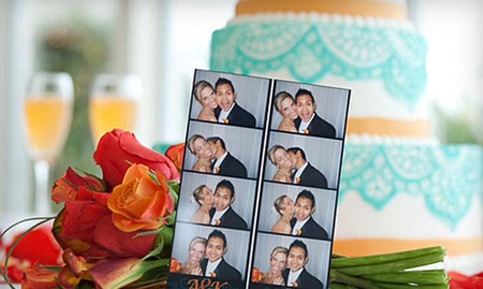Tulsa Photobooth - Oak Crest: $399 for a Four-Hour Photo-Booth Rental from Tulsa Photobooth ($800 value)
