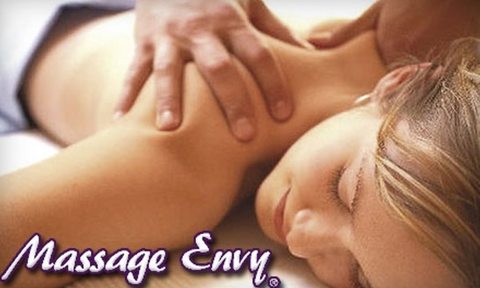 Massage Envy Doug Baker Blvd - Alabaster-Helena: $49 for 90-Minute Massage ($114 Value) or $75 for 60-Minute Massage and 60-Minute Facial ($166 Value) at Massage Envy