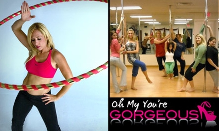 Oh My You're Gorgeous - Adams: $60 for $125 Toward Classes, Membership, or a Party Package at Oh My You're Gorgeous