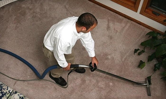 Calvetta Brothers' Floor Show - Downtown: $19 for a One-Room Carpet Cleaning from the Calvetta Brothers' Floor Show