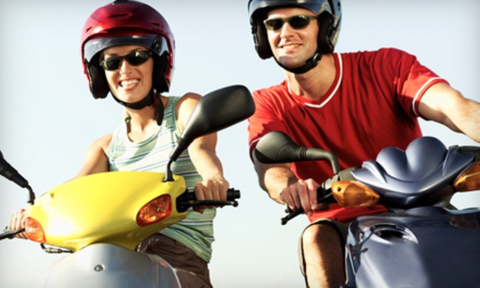 Scotty's Scooters - Redondo Beach: Four-Hour Scooter Rental or a New Scooter at Scotty's Scooters in Redondo Beach