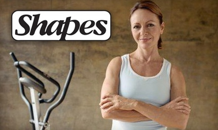 Shapes Fitness for Women - Tates Creek: $40 for One-Month Membership and Two 30-Minute Personal-Training Sessions at Shapes Fitness for Women ($100 Value)