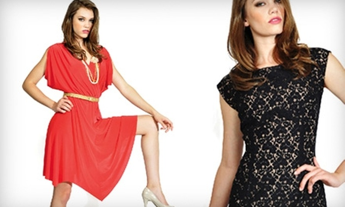 Georgiou Studio: $25 for $50 Worth of Women's Apparel and Accessories from Georgiou Studio