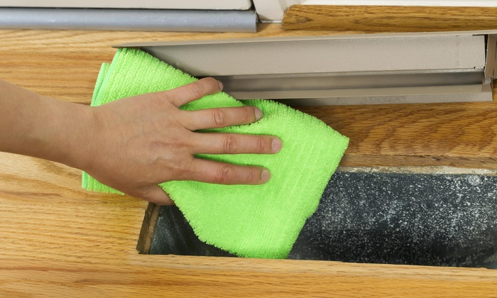 Healthy Duct Cleaning - San Francisco: Air-Duct Cleaning with Furnace Inspection from Healthy Duct Cleaning (65% Off)