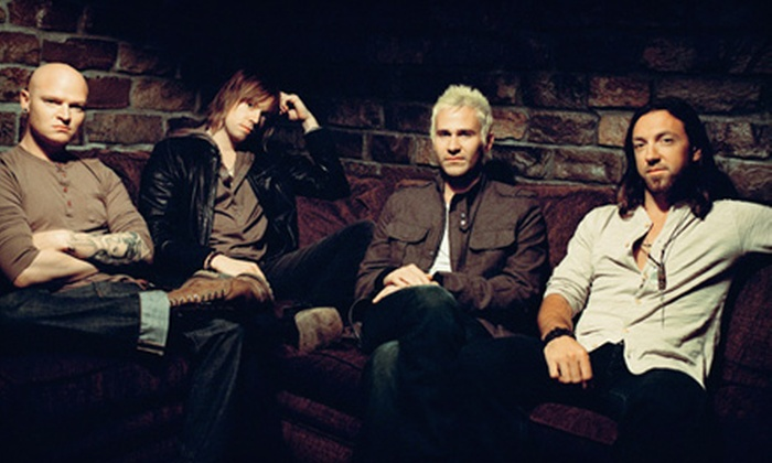 Lifehouse, Kris Allen, and Wayland - DTE Energy Music Theater: One Ticket to Lifehouse, Kris Allen, and Wayland at the DTE Energy Music Theatre in Clarkston on August 15 at 7:30 p.m.