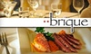 Brique - CLOSED - Centreville: $25 for $50 Worth of Upscale American Cuisine and Drinks at Brique in Centreville