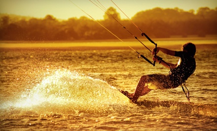 Two-Hour Group Kitesurfing Lesson on Land (a $200 value) - Live2kite in Greenbrae