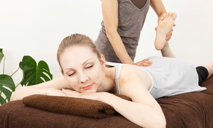 60- Or 90-minute Myofascial-release Massage At Healing Hands Medical Massage Therapy, Llc (up To 51% Off)