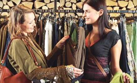$25 Groupon to Clothes Mentor - Clothes Mentor in Fort Wayne