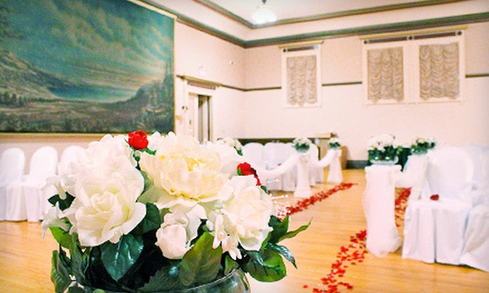 Mohegan Manor - Lysander: $2,900 for a Last-Minute Wedding or Union Ceremony for Up to 50 Guests at Mohegan Manor in Baldwinsville ($6,000 Value)