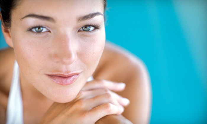Nubare Laser & Skincare - Signal HIll: $99 for Three Laser Hair-Removal Treatments on a Small Area at Nubare Laser & Skincare (Up to $270 Value)