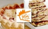 Petsi Pies - Multiple Locations: $10 for $20 Worth of Fresh Pies & Baked Goods at Petsi Pies