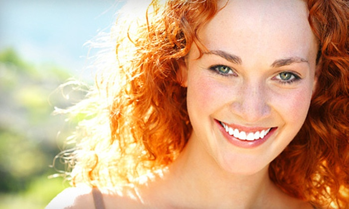 New Smile Teeth Whitening - West Babylon: In-Office Whitening with at-Home Kit or in-Office Whitening at New Smile Teeth Whitening in West Babylon (Up to 65% Off)