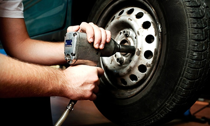 Mode Automotive - Miramar: Oil-Change Package with Battery Test or Diagnostic Test at Mode Automotive (Up to 59% Off)