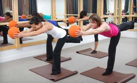 5 Dance-Fitness Classes (a $90 value) - Akemi Fitness Method in Evanston