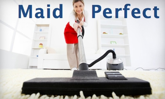 Maid Perfect - Fort Wayne: $69 for Two Hours of House-Cleaning Services from Maid Perfect ($174 Value)