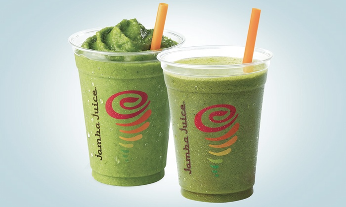 Jamba Juice - Las Vegas (FC Juice Partners LLC) - Multiple Locations: $7 for $12 Worth of Smoothies & Premium Fresh Squeezed Juice at Jamba Juice - Mobile Redemption Only