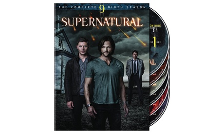 Supernatural: The Complete Ninth Season on DVD 412c1b32-ee14-11e6-8b4a-00259069d868