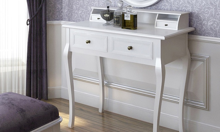 Dressing table groupon goods - Vida xl international bv ...