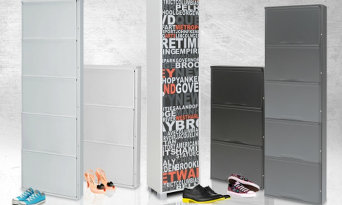 Scarpiere di design groupon goods - Scarpiere di design ...