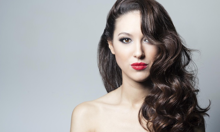 European Therapeutics - Lavers International Plaza: Up to 52% Off Haircut Package Plus Highlights  at European Therapeutics