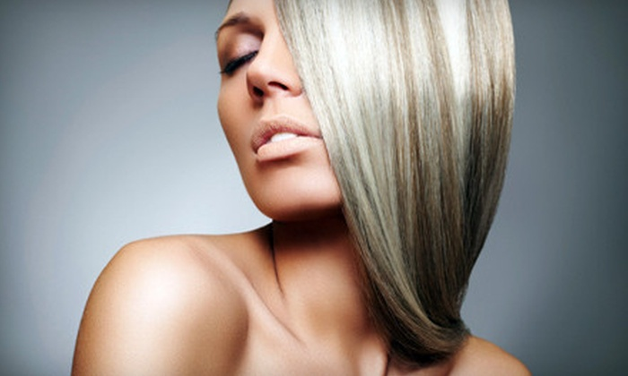 Salon Michaels - Mentor: One, Two, or Four Brazilian Blowout Hair-Smoothing Treatments at Salon Michaels in Mentor (Up to 67% Off)
