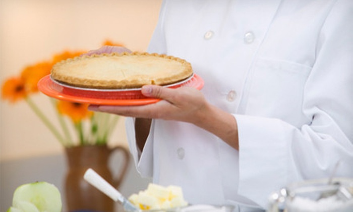 Blue Ribbon Desserts - Gilbert: $25 for $50 Worth of Pies at Blue Ribbon Desserts