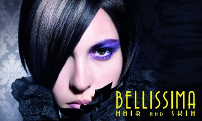 Bellissima Hair & Skin - Whitby: $30 For a Women's Haircut and a Can of Goldwell Salon Exclusive Hairspray at Bellissima Hair & Skin in Whitby ($63.28 Value).