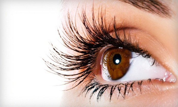 Whip Lashe Studio - Depaul,Lakeview,Lakeview East,Lincoln Park,Mid-North District,North Side: Partial Cat-Eye Eyelash Extensions or a Full Set of Natural Eyelash Extensions at Whip Lashe Studio (Up to 54% Off)