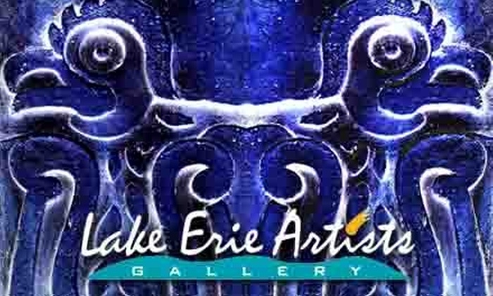 Lake Erie Artists Gallery - Buckeye - Shaker: $30 for Two-Hour Jewelry-Making Class at Lake Erie Artists Gallery ($60 value). Choose from Five Classes.