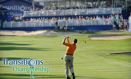 Transitions Championship: Thurs., March 17 or Fri., March 18 - Transitions Championship in Palm Harbor