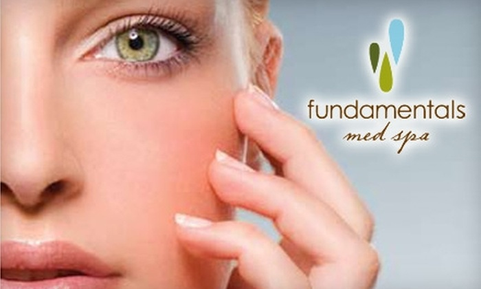 Fundamentals Med Spa - Pike: $99 for Three Skin Rejuvenation Treatments at Fundamentals Med Spa (Up to $975 Value)