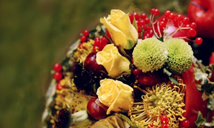 Vivio Flower Gallery - Multiple Locations: $25 for $50 Worth of Floral Arrangements at Vivio Flower Gallery