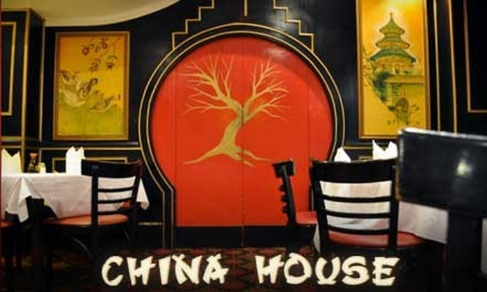 China House - Humewood - Cedarvale: $15 for $30 Worth of Chinese Cuisine and Drinks at China House