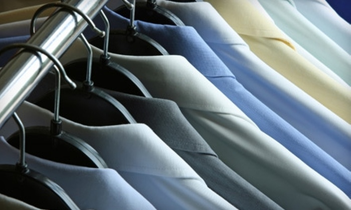 Laundry Basket Dryclean and Alterations - Maywood: $10 for $20 Worth of Services at Laundry Basket Dry Cleaning and Alterations