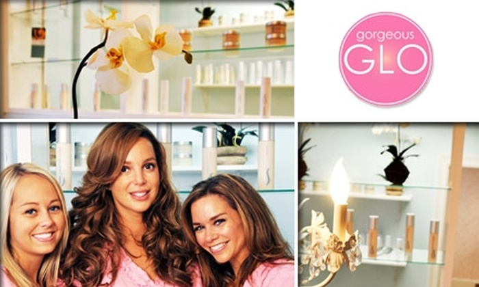 Gorgeous Glo - Barclay Downs: $20 for a Spray-Tan Session at Gorgeous Glo ($45 Value)
