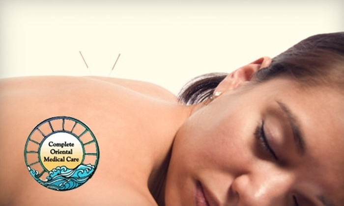 Complete Oriental Medical Care - Windom: $40 for One Acupuncture Treatment at Complete Oriental Medical Care in Windom ($90 Value)