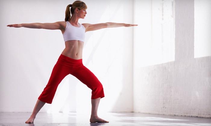 Inner Evolution Yoga - Inner Evolution Yoga: $25 for 10 Classes at Inner Evolution Yoga (Up to $120 Value)
