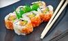 Papa Sushi - Little Rock: Sushi and Hibachi Lunch Fare at Papa Sushi. Choose Between Two Options.