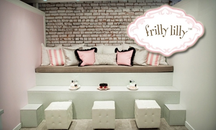 frilly lilly - Downtown Vancouver: $29 for a Brazilian or Hawaiian Wax at frilly lilly ($58 Value)