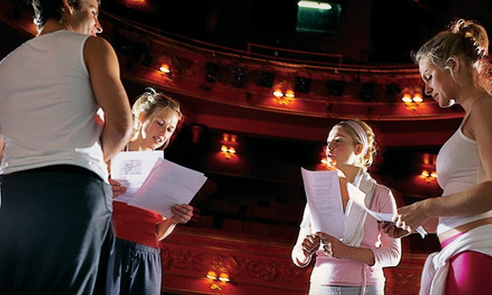 McLaughlin Studios - Rocklin: MTC 360 Musical Theater Classes for One or Three Months at McLaughlin Studios in Loomis (Up to 76% Off)