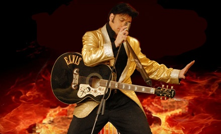 Darren Lee: World's #1 Elvis at Rotary Centre for the Arts on Sat., Oct. 15 at 7:30PM: General Admission - Darren Lee in Kelowna