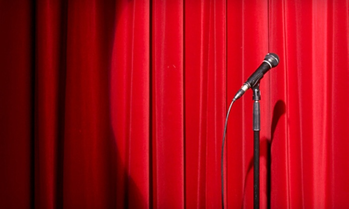 Comedy Zone at Madisons on the Corner - Fort Mill: $10 for a Comedy Show for Two at Comedy Zone at Madisons on the Corner in Fort Mill ($20 Value)