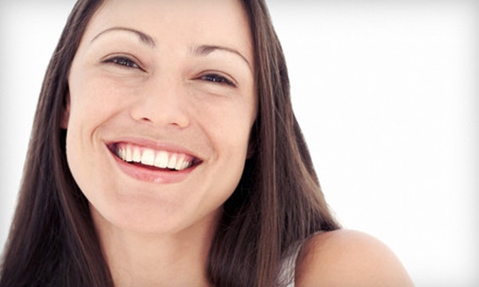 DaVinci White Smiles - Riverside: In-Office or Take-Home Teeth-Whitening Treatment at DaVinci White Smiles (Up to 55% Off)