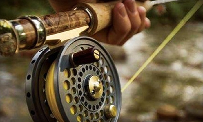 Fishing With Rusty - Cornelius: $110 for a Half-Day Fishing Trip for Two from Fishing with Rusty (Up to $225 Value)